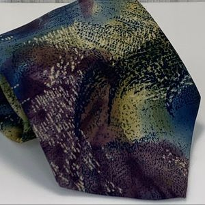 "Van Heusen Vintage 57"" Abstract Neck Tie U.S.A."